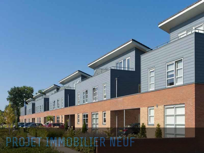 Logement immobilier neuf